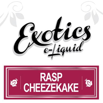 Rasp Cheezekake e-Liquid