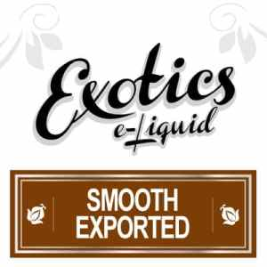 Smooth Exported e-Liquid