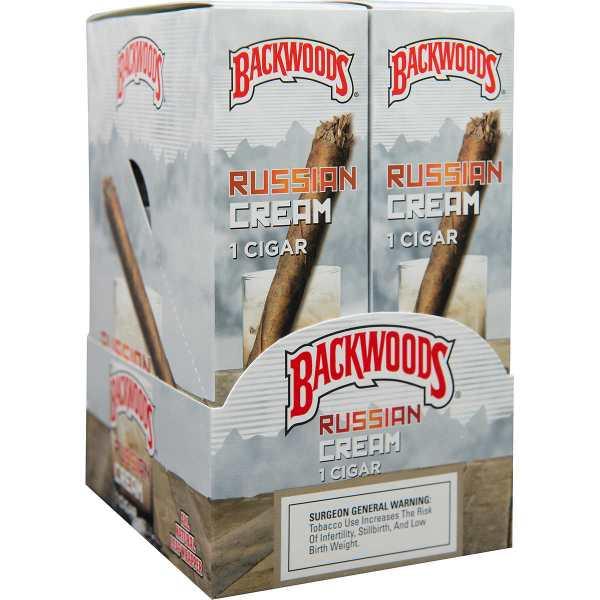 Buy Backwoods Russian Cream online