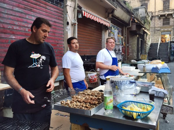 palermo street food travel italy
