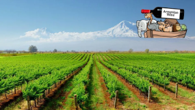 Armenian Wine Importers UK
