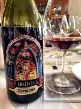 Jermann Winery Lonzblau Pinot Noir