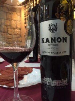 Jeremic Kanon Superior Serbian Wine