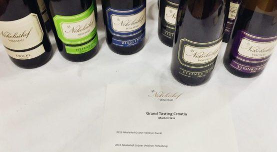 Vinart Grand Tasting Workshop