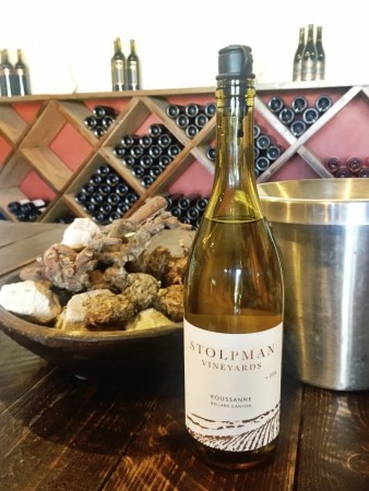 Stolpman, Roussanne, 2014 wines from santa barbara