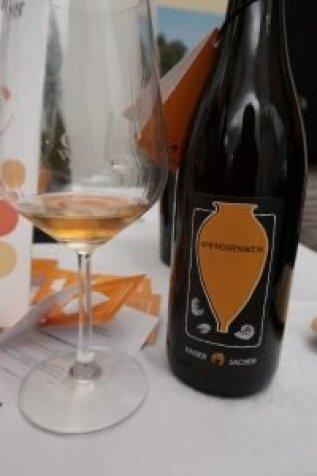 Kaiser Sacher Styria Austria Orange Wine Festival Vienna