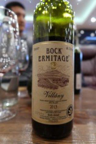 Bock Ermitage villány wine