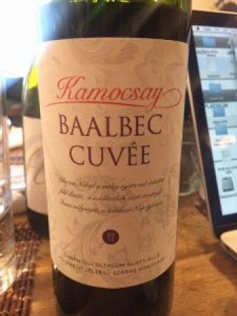 Hilltop Kamocsay Baalbec Cuvee