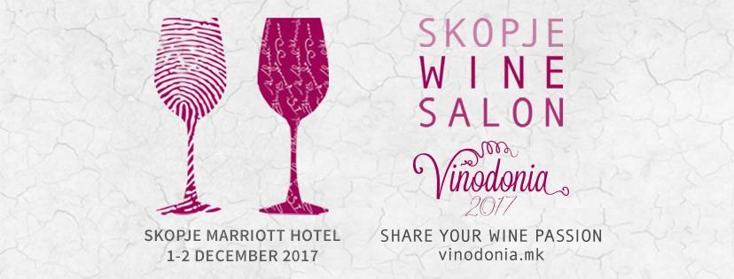 skopje wine salon vinodonia 2017