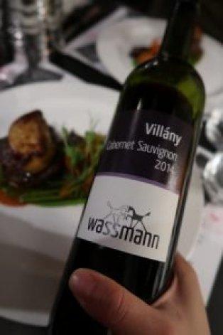 Wassmann Cabernet Sauvignon villány wine