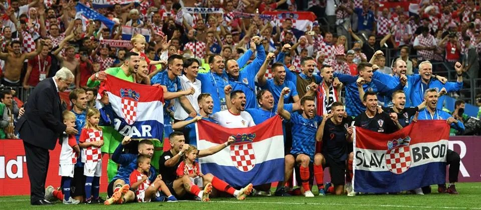 fifa world cup 2018 croatia football team