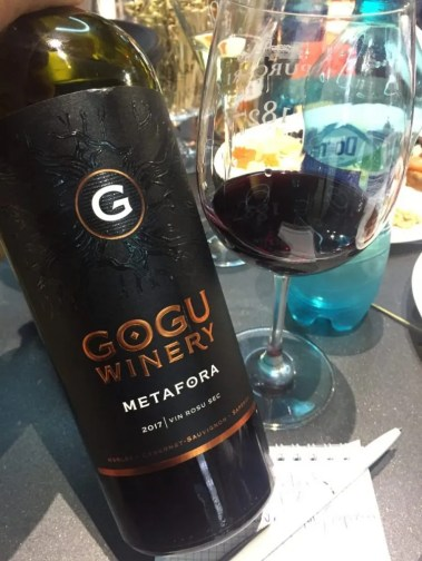 gogu winery metafora
