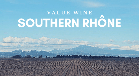 value wine southern rhone