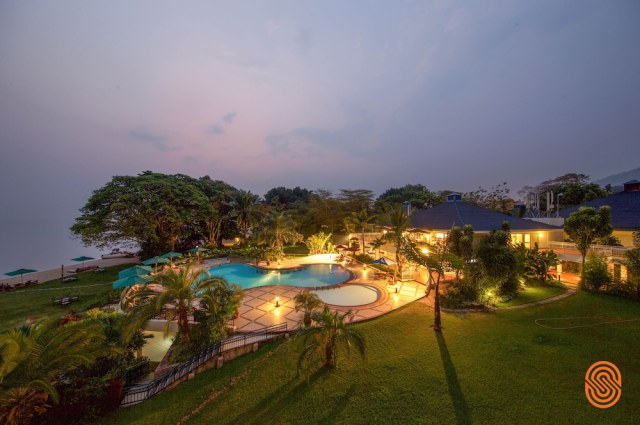 Lake Kivu Serena Hotel, Rwanda