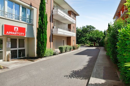 Book Appart City Toulouse Colomiers In Colomiers Hotels Com