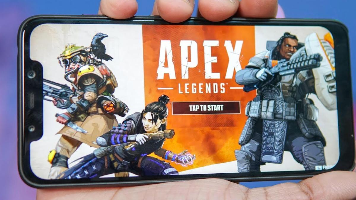 The Production of Apex Legends Mobile Slow Down Because of COVID-19
