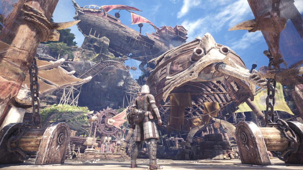 《魔物獵人 世界》加入 NVIDIA DLSS 技術!影像幀數提升百分之 50 - EXP.GG