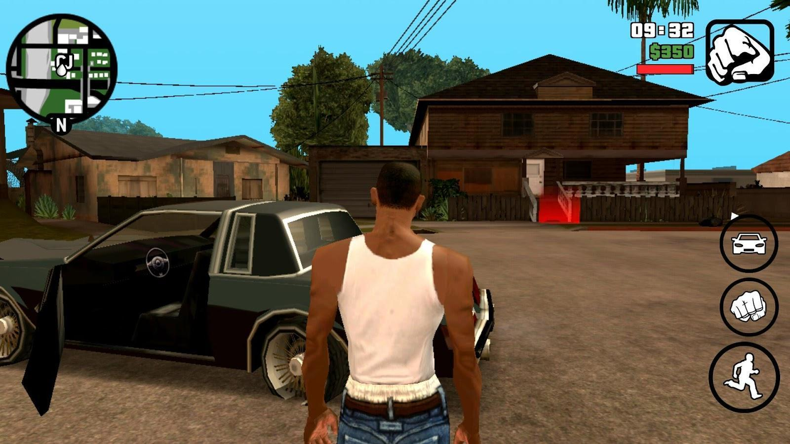 cheat gta san andreas mobile android