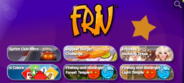 Rekomendasi Game Friv