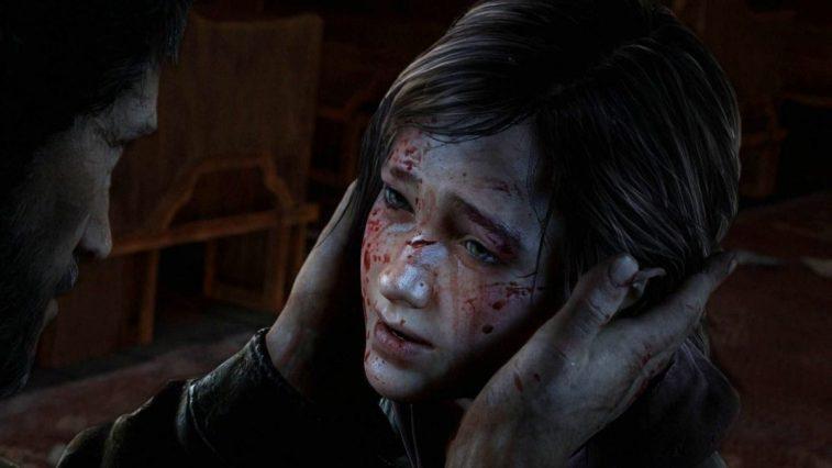 The Last of Us, Ellie, Cut-scene