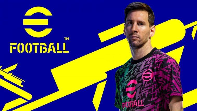 pes fifa, efootball 2022