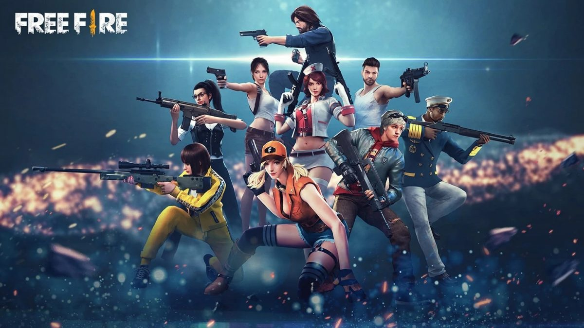 collection party free fire