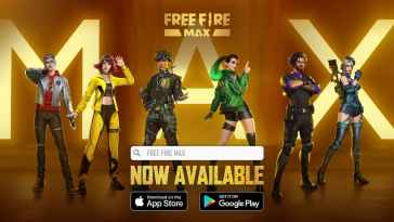 review free fire max