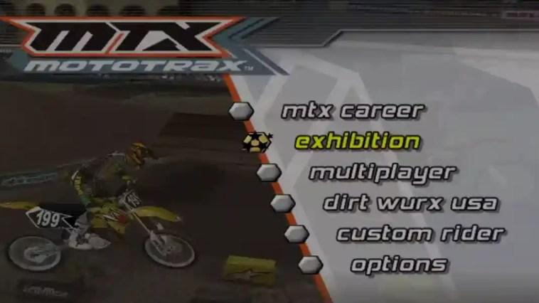 mtx mototrax
