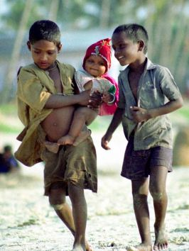 Goan children