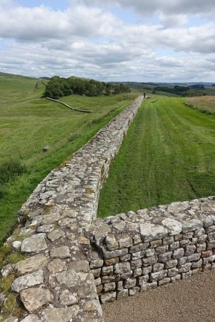 Hadrian's Wall near Homestead
