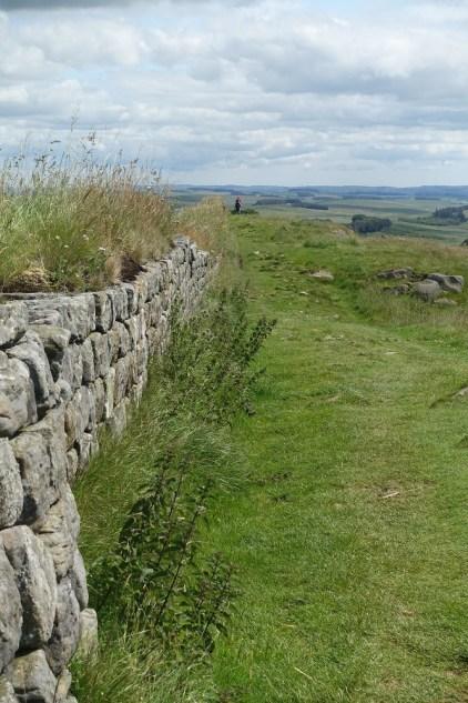 Path along Hadrian's Wall
