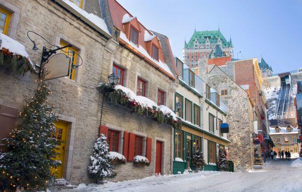 Lo mejor de Montreal y Quebec
