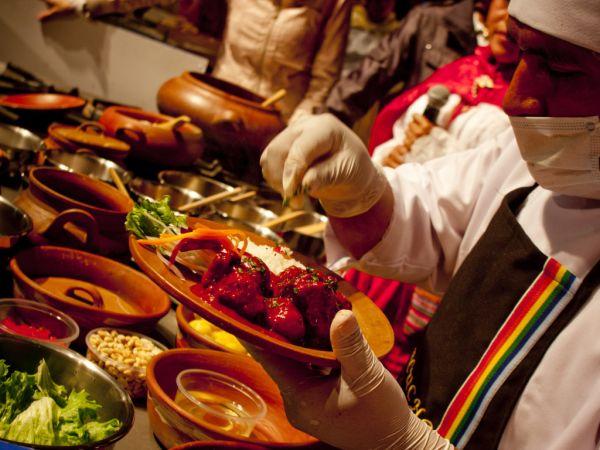 Lima gastronómica