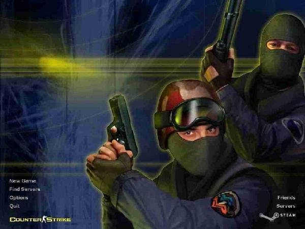 counter strike Compressed