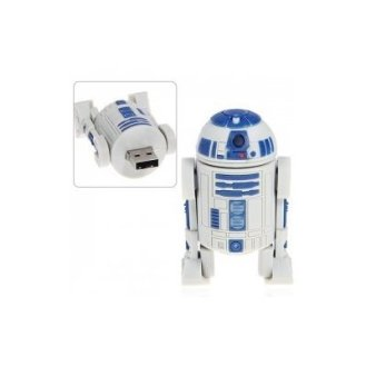 R2D2 USB flash drive