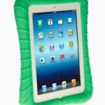 Super Shell iPad Holder (protects for kids)
