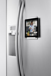home automation iPad Refrigerator Mount