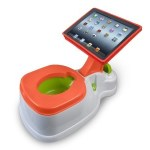 iPotty ipad dock