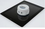 Robotic iPad Cleaner