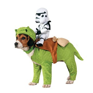 Star Wars Dewback Dog Halloween Costume