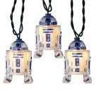 R2D2 Party or Holiday Lights