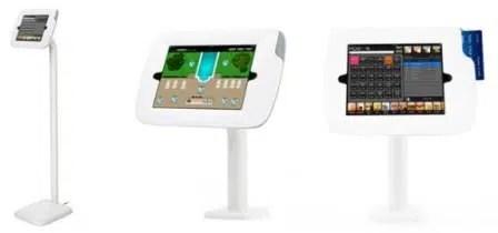 ipad Retail Cardswipe Kiosk