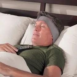 TV Listening Headband