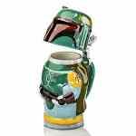 Star Wars Boba Fett Beer Stein