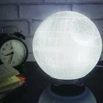 Star Wars Death Star Mood Light
