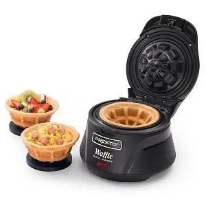 Presto 03500 Belgian Bowl Waffle Maker