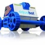 Aquabot Pool Rover Hybrid Robotic Pool Cleaner
