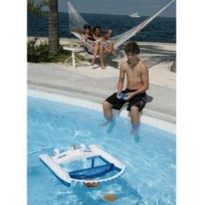 Remote Controlled Pool Skimmer