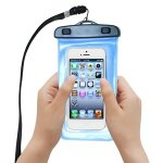 Waterproof Pouch with Touch Responsive Front for your Smartphone