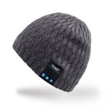 Bluetooth Beanie Hat with Wireless Headphone Headset Earphone Microphone Hands Free